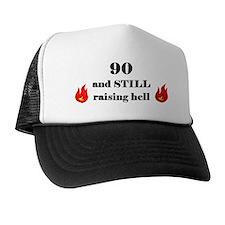 90 still raising hell 2 Hat