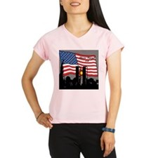 Never Forget 9-11 Performance Dry T-Shirt
