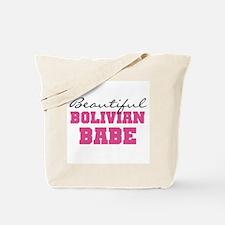 Bolivian Babe Tote Bag