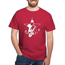 Retro Saxaphone T-Shirt