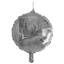 The Midnight Ride of Paul Revere Balloon