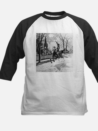 The Midnight Ride of Paul Revere Baseball Jersey