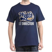 IT Director (Worlds Best) T-Shirt