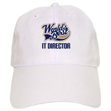 IT Director (Worlds Best) Baseball Cap