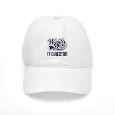 IT Director (Worlds Best) Baseball Cap