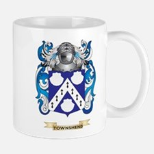 Townshend Family Crest (Coat of Arms) Mugs