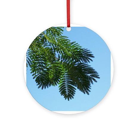 Mimosa Ornament (Round)