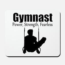 POWER GYMNAST Mousepad