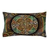 Celtic design Pillow Cases