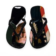 President Reagan Flip Flops