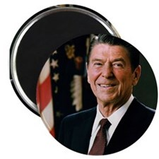 President Reagan Magnets