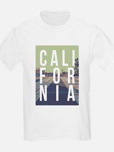California Train Tracks T-Shirt