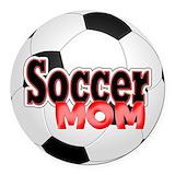 Soccer mom Car Magnets