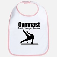 AWESOME GYMNAST Bib