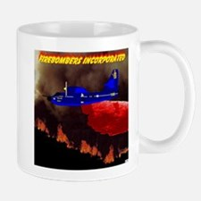 Firebombers Incorporated Cover Art Mugs