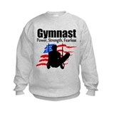 Boys gymnastics Crew Neck