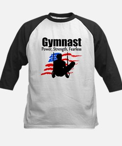 CHAMPION GYMNAST Kids Baseball Jersey