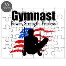CHAMPION GYMNAST Puzzle
