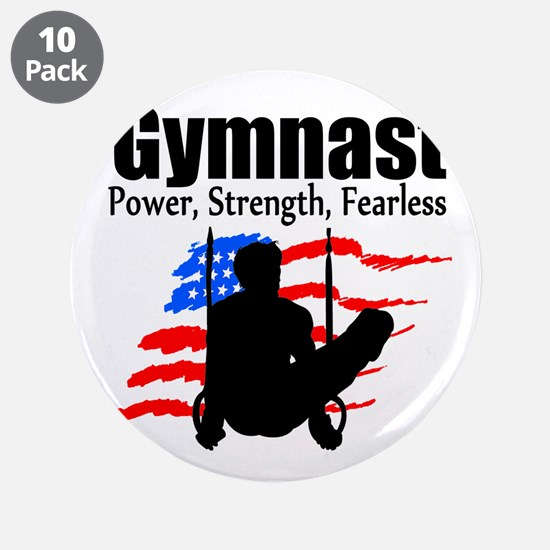 "CHAMPION GYMNAST 3.5"" Button (10 pack)"
