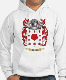 Trees Family Crest (Coat of Arms) Hoodie
