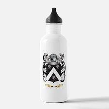 Treffry Family Crest (Coat of Arms) Water Bottle