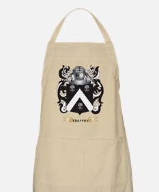 Treffry Family Crest (Coat of Arms) Apron