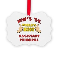 World's Best Assistant Principal (Thumbs Up) Pictu
