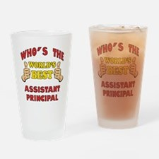 World's Best Assistant Principal (Thumbs Up) Drink