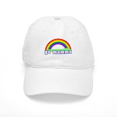 YO MAMMA! Rainbow Baseball Cap