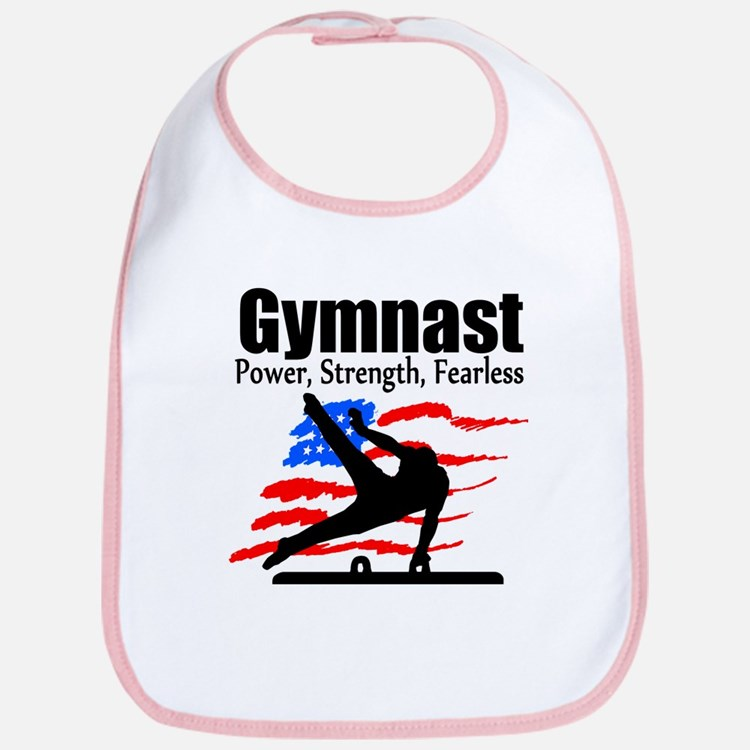 ALL AROUND GYMNAST Bib