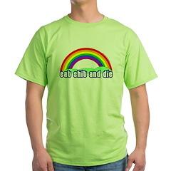 Eat Shit Rainbow T-Shirt