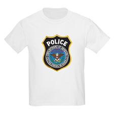 DOD Police Kids T-Shirt