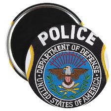 DOD Police Magnet
