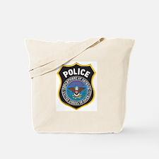 DOD Police Tote Bag