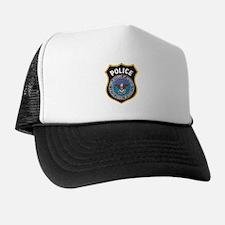 DOD Police Trucker Hat