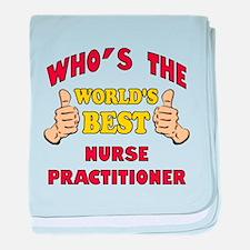 World's Best Nurse Practitioner (Thumbs Up) baby b
