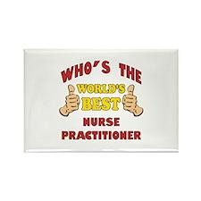 World's Best Nurse Practitioner (Thumbs Up) Rectan