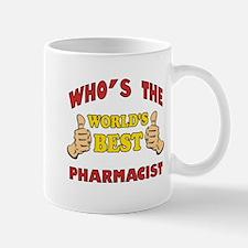World's Best Pharmacist (Thumbs Up) Mug