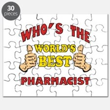 World's Best Pharmacist (Thumbs Up) Puzzle