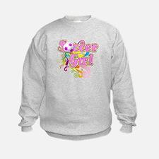 Soccer Girl Sweatshirt