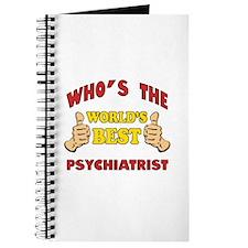 World's Best Psychiatrist (Thumbs Up) Journal