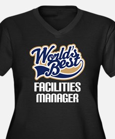 Facilities Manager (Worlds Best) Women's Plus Size
