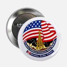"""STS-41B Challenger 2.25"""" Button"""