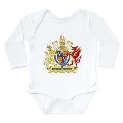 Elizabeth I Coat of Arms Body Suit