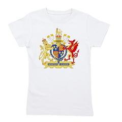Elizabeth I Coat of Arms Girl's Tee