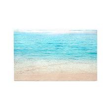 Beautiful Beach 3'x5' Area Rug