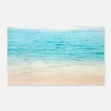Beautiful Beach 3'x5' Area Rug
