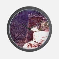 cliff View Wall Clock