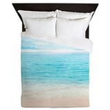 Beautiful beach Queen Duvet Covers