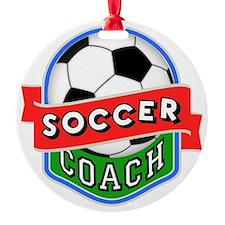 Soccer Coach Ornament